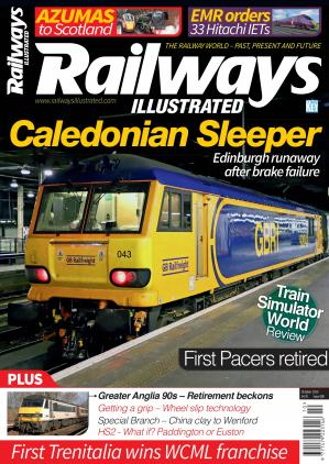 Railways Illustrated – October 2019