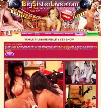 BigSisterLive (SiteRip) Image Cover