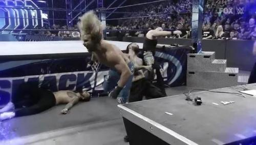 WWE Friday Night SmackDown 2020 01 17 HDTV -NWCHD