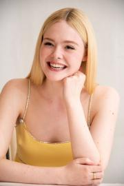 Elle Fanning - 'The Great' Press Conference at the Four Seasons Hotel in Beverly Hills 01/17/2020
