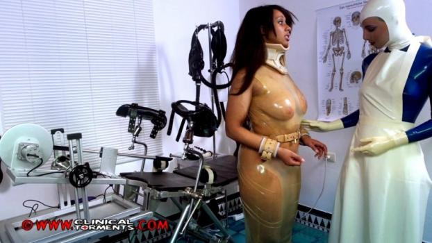 Reaction Tests – Nurse Honesty and Danielle Part One (Clip174). Mar 15 2014. Clinicaltorments.com (382 Mb)