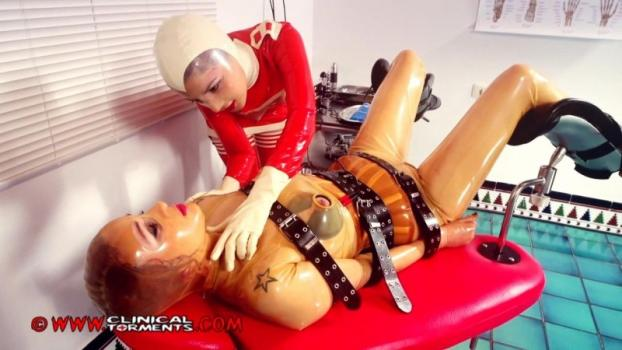 Electro Shock Therapy – Nurse Eris Maximo and Dirty Mary Part Three (Clip189). Jul 29 2014. Clinicaltorments.com (366 Mb)