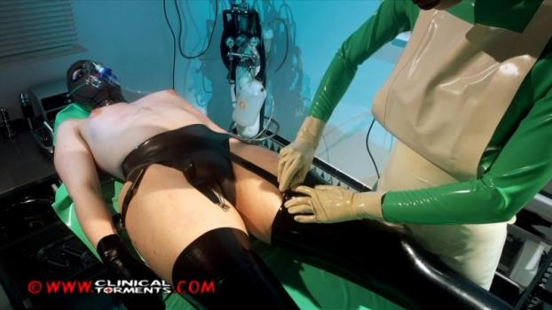 Violet Wand Treatment – Schwester Siren and Cynth Icorn Part Three (Clip192). Aug 26 2014. Clinicaltorments.com (311 Mb)