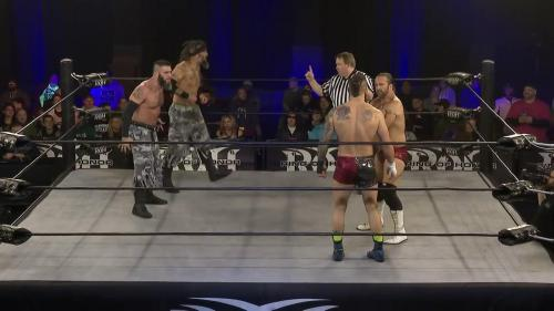 ROH Wrestling Ep 435 17th Jan 2020 FITE 720p Rip h264-TJ