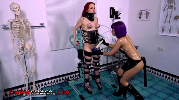 Full Body Leg Braces – Nurse Eris Maximo and Dirty Mary Part Three (Clip203). Nov 18 2014. Clinicaltorments.com (334 Mb)