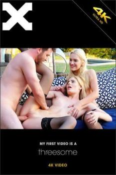 My First Video Is A Threesome