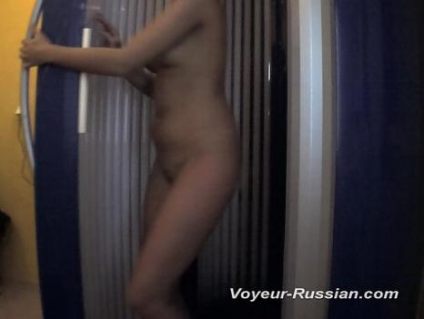 Pv731# A woman in white panties undressed and examines herself in the mirror. Our cameraman filmed h