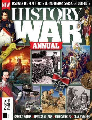 History Of War Annual – Volume 5, 2020