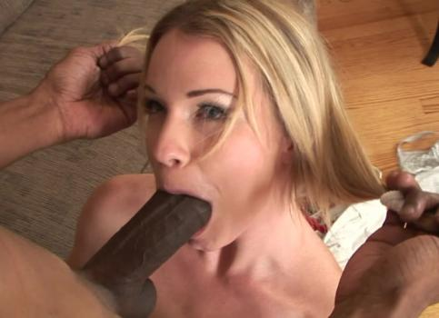 Kyler Quinn Is A Freaky For Black Cock