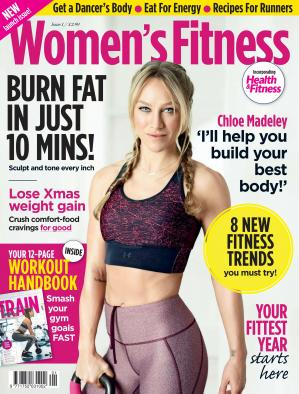 Women's Fitness UK – Issue 1 – December 2019