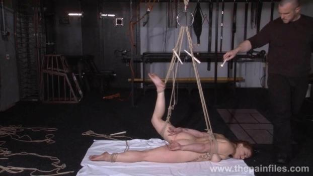 Object Of Cruelty. Isabel Dean, tears, pain and punishments for the sexy painslut. Thepainfiles com 09/29/2015 (1091 MB)